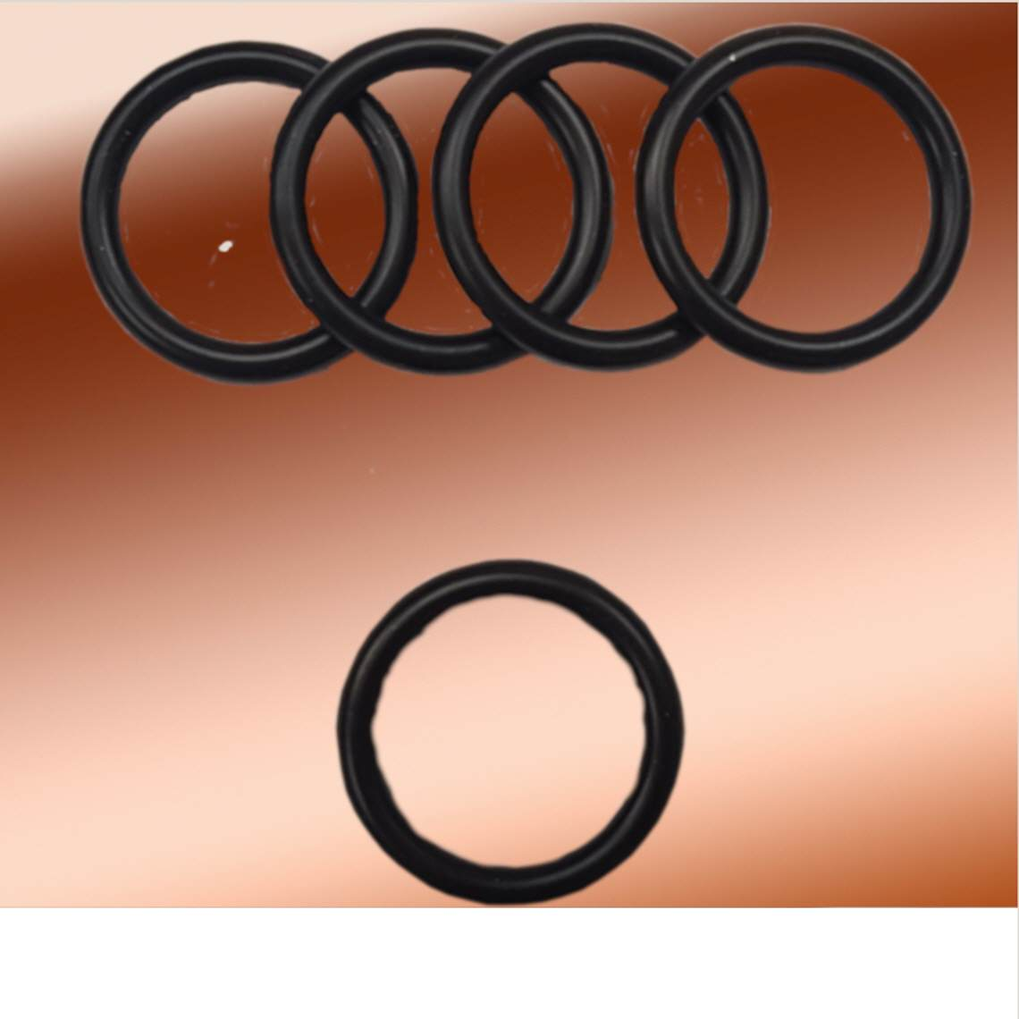 5x Buderus 7101644 O-Ring 19x3